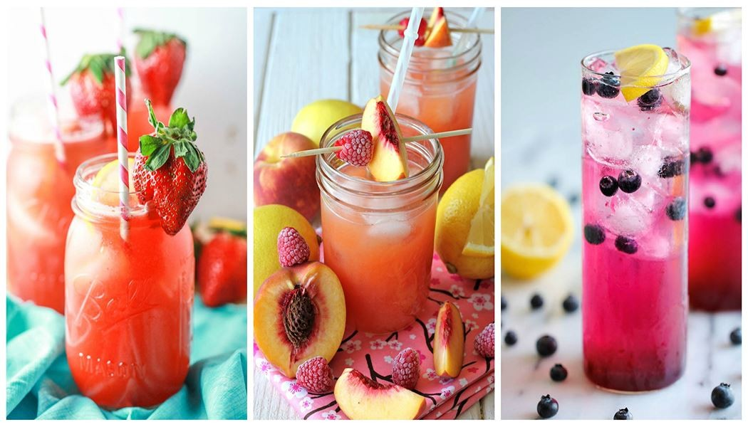 6 Delicious Summer Drinks