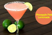 Pineapple Pink Lemonade
