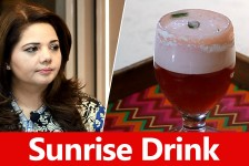 Sunrise Drink | Saadia Mahmood Ali