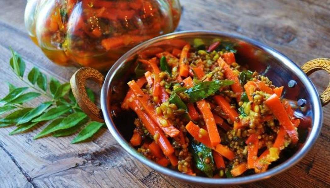 Carrot Mix Pickle