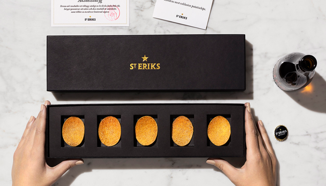 The most expensive potato chips in the world