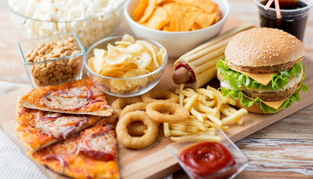 Pakistan's Unhealthy Food Trends