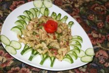 Chicken Vegg Macroni