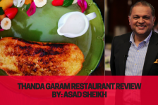 Thanda Garam Restaurant Review by: Asad Sheikh